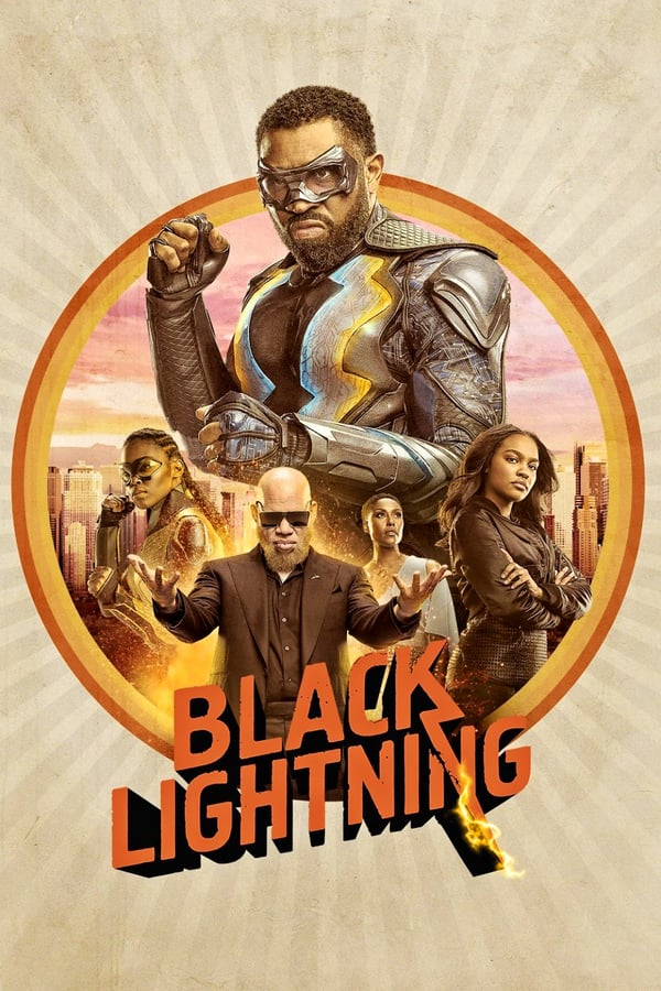 Black Lightning (season 3)