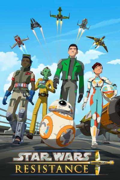 Star Wars Resistance (season 2)