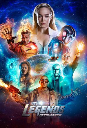 DC's Legends of Tomorrow (season 5)