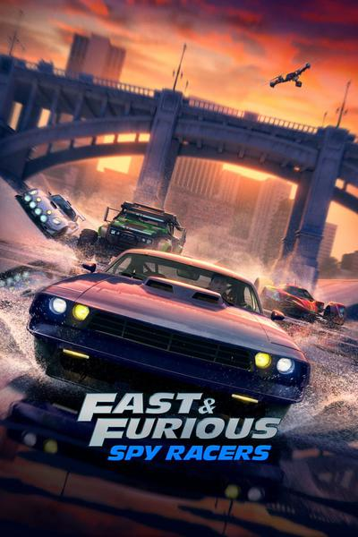 Fast & Furious Spy Racers (season 1)