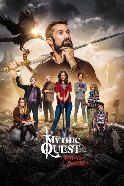 Mythic Quest: Raven's Banquet (season 1)