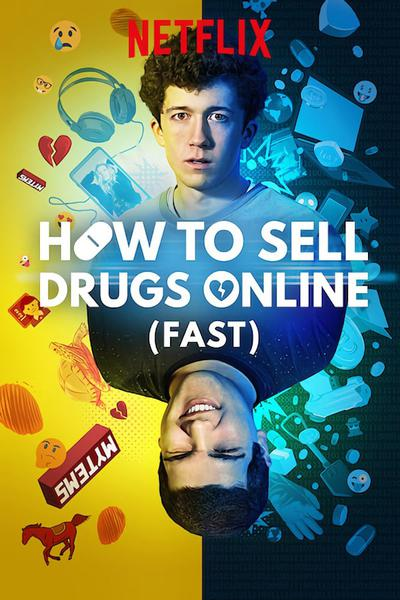 How to Sell Drugs Online (Fast) (season 2)