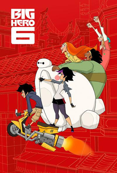 Big Hero 6: The Series (season 3)