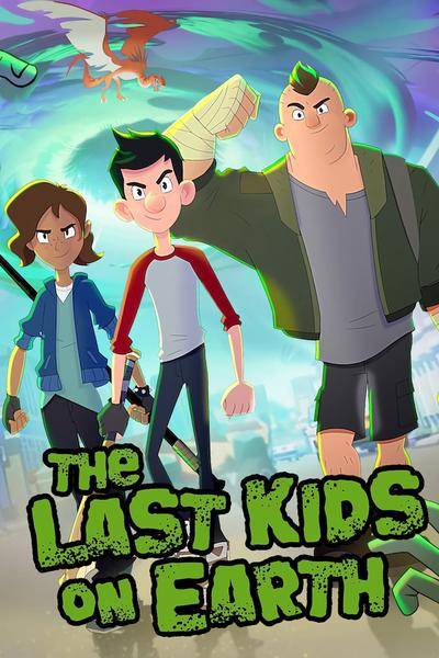 The Last Kids on Earth (season 2)