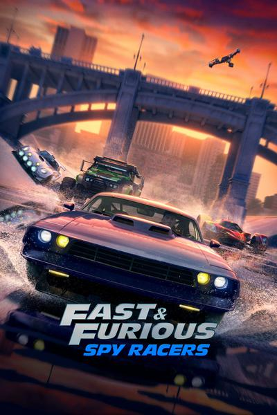 Fast & Furious: Spy Racers (season 2)