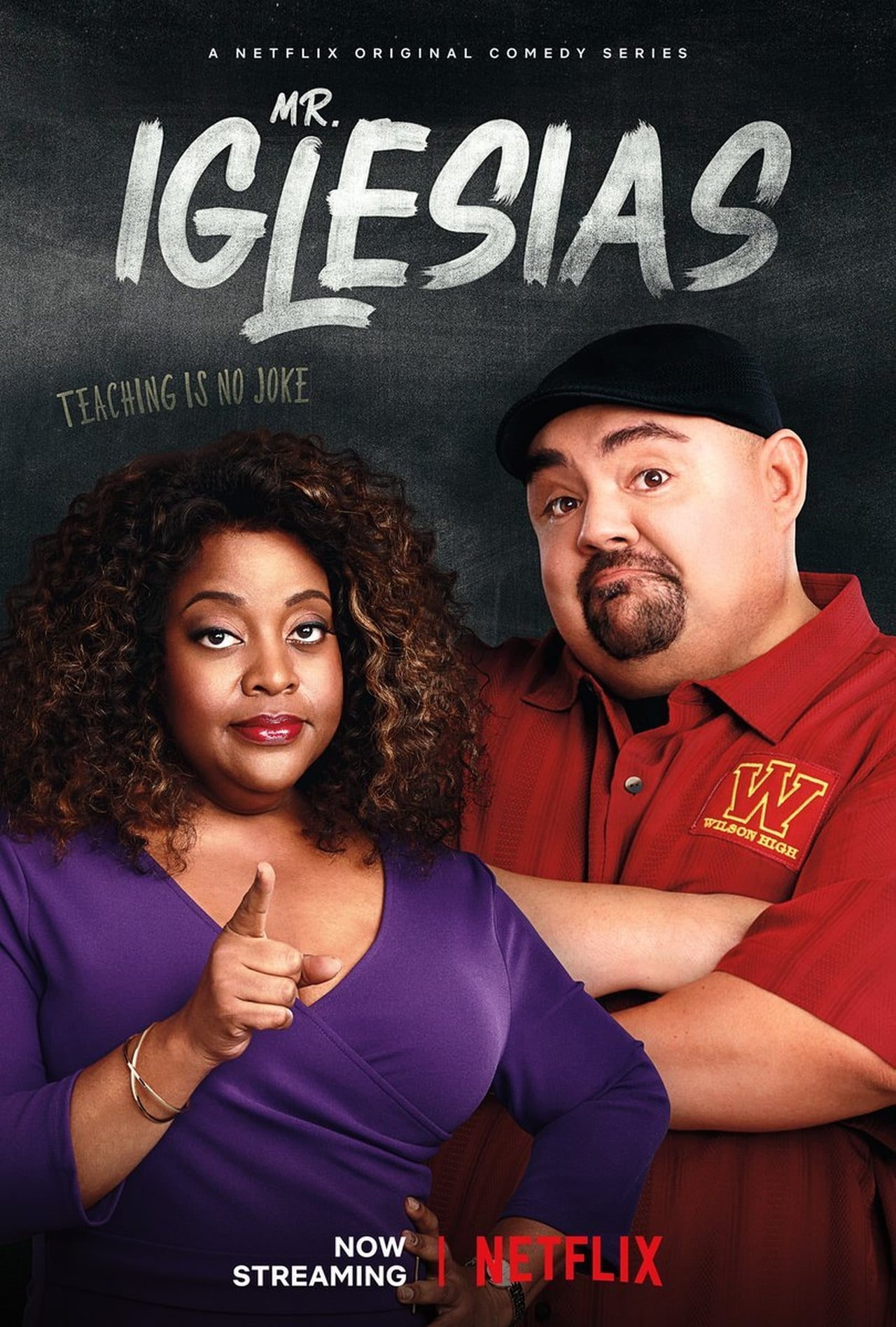 Mr. Iglesias (season 3)
