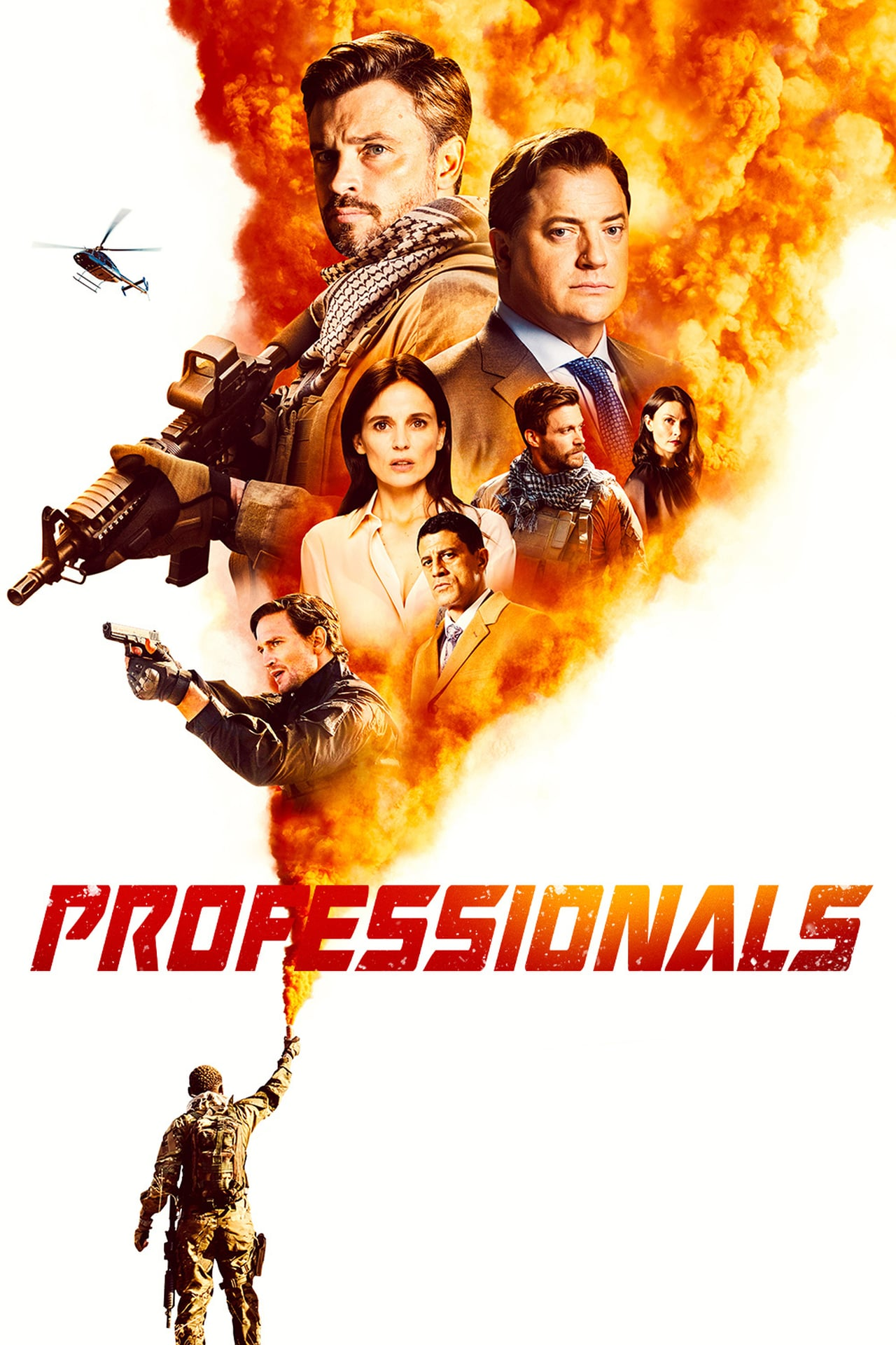Professionals (season 1)