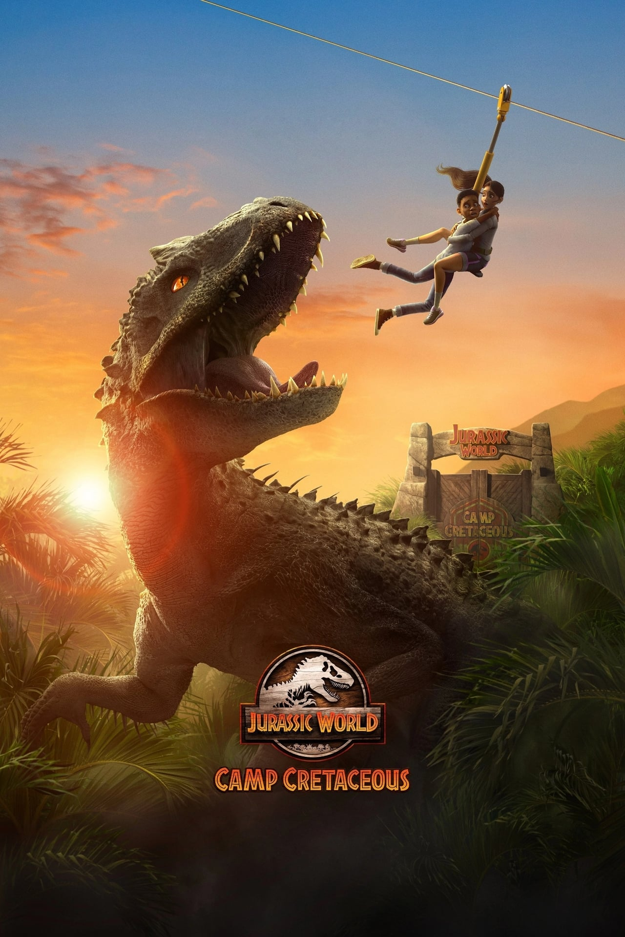 Jurassic World: Camp Cretaceous (season 2)