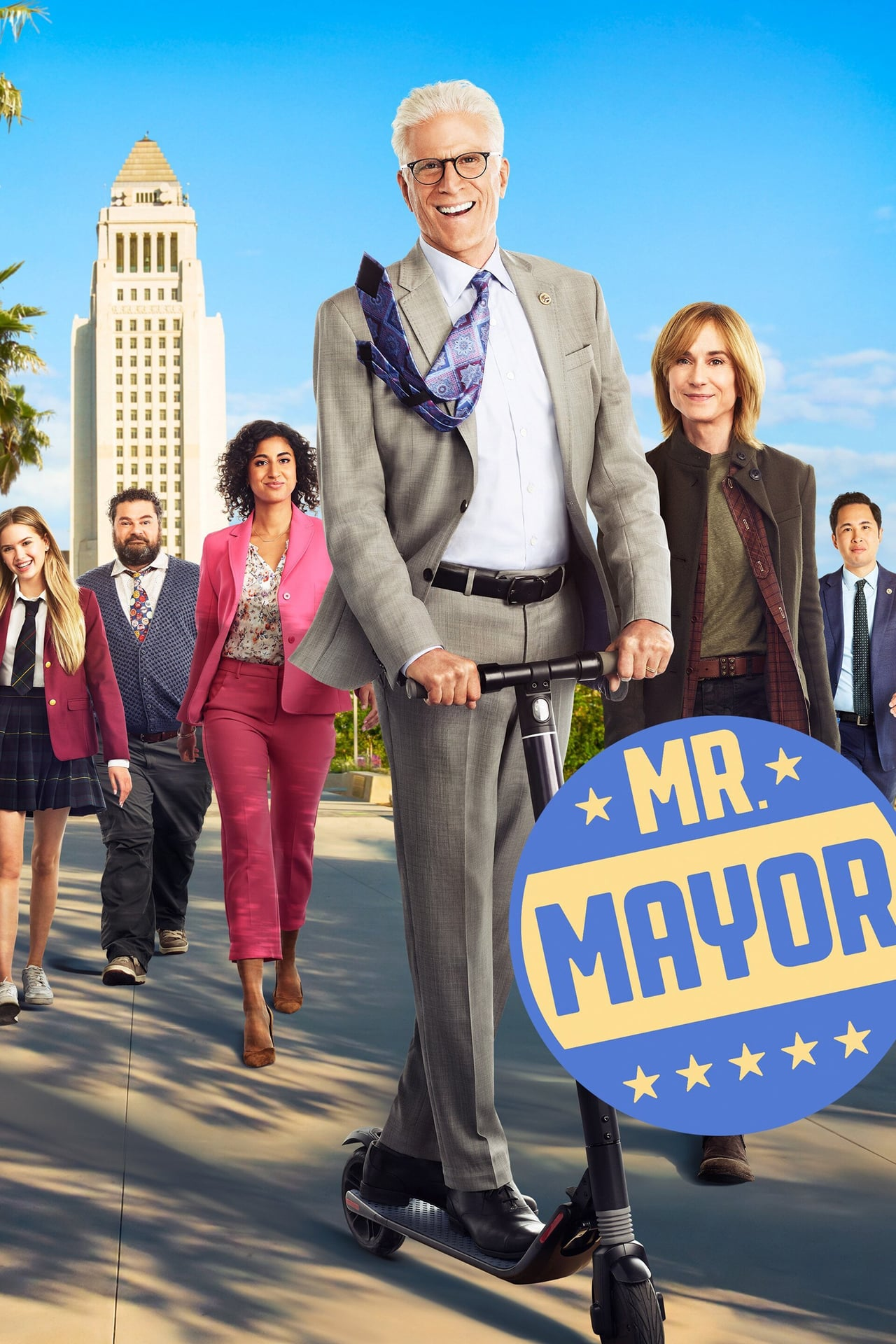 Mr. Mayor (season 1)
