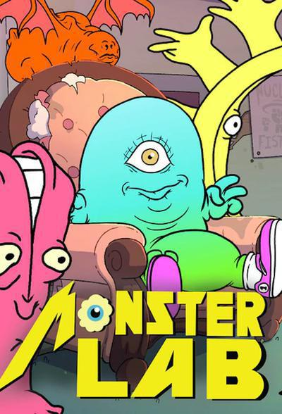 Monster Lab (season 1)