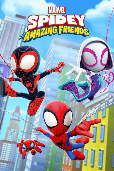 Marvel's Spidey and His Amazing Friends (season 1)